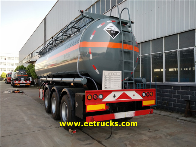 Sodium Hydroxide Trailers