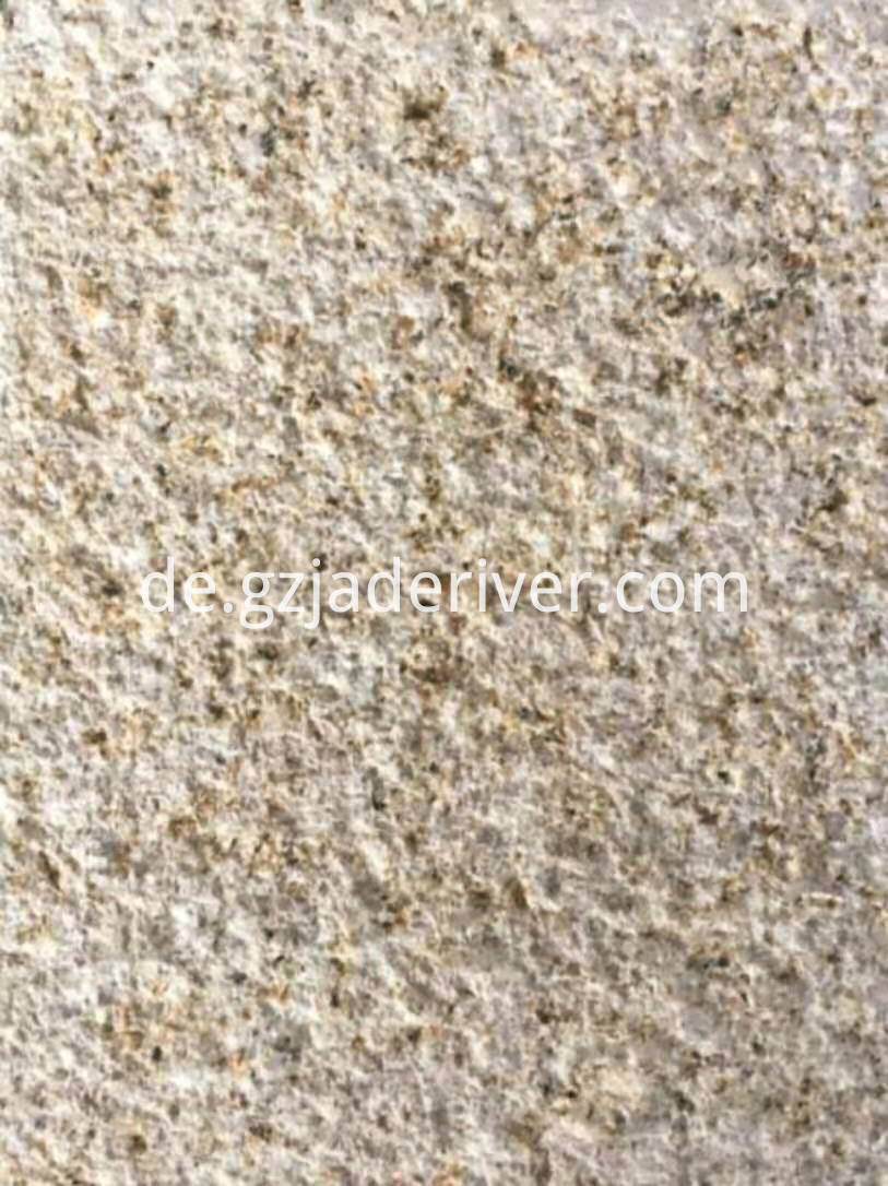 Yellow Rust Stone