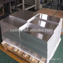 Hoja de aluminio 6082 T6 para uso amplio
