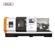 High precision cnc lathe CK61100E heavy duty cnc lathe flat bed big metal lathe