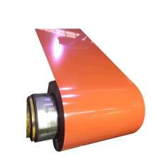 Finish Process Packaging PPGI cold rolled steel coil sheet