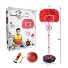 Plástico esporte jogo brinquedos crianças basquete set (h7536105)
