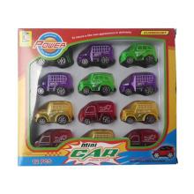 Plastic Car of Pull Back Car for Children