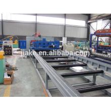 Gitterrost aus Stahl, der Maschinenherstellung herstellt