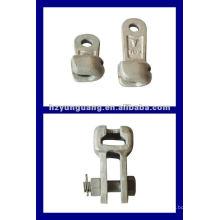 oeil de chape de douille / pièces forgées / gur raccord de matériel de fil / accessoires de ligne électrique