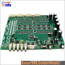 EMS schlüsselfertige Serviceelektronik PCBA Prototyp und PCB Montage PCB und PCBA