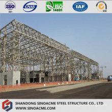 Steel Truss Structure for Aircraft Hangar