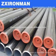 ASME b36.10 carbono tubos de acero sin costura api 5l gr.b