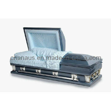 American Style Oversize 18 Ga acier cercueil (18H 8002)