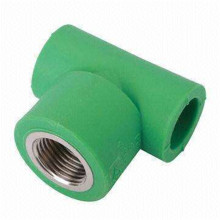 PPR tube accessory plastic pipe fittings ppr pipes