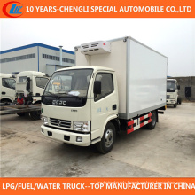 6-8t Refrigerator Truck Dongfeng 4X2 Refrigerated Truck for Sale