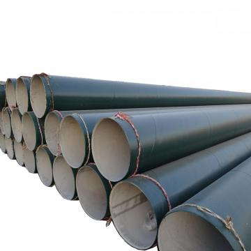 Semen Mortal Lined Anticorrosion Steel Pipe