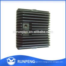 Logement en aluminium de LED de moulage mécanique sous pression