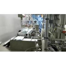 Mascarilla desechable de materiales médicos