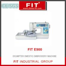 Máquina de bordado doméstica do computador (E900)