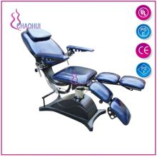Hydraulic beauty bed for beauty salon