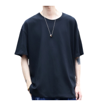 Mens Custom Short-sleeved Cotton T-shirts