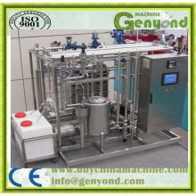 Máquina automática completa do esterilizador do leite de Uht