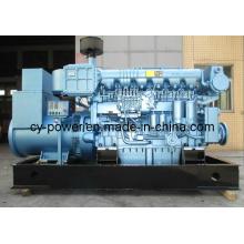 Weichai морской генератор 400kw