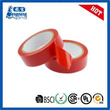 Heat resistant pvc tape
