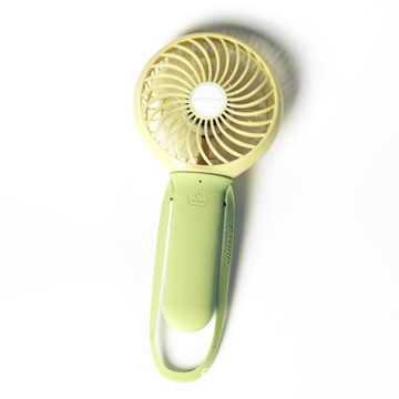 Mini ventilateur portatif USB portable rechargeable