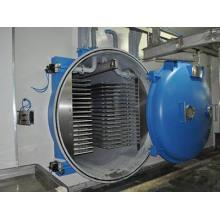 continuous vacuum fryer machine