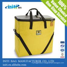 High quality mini wine bottle cooler bags/shopping cooler bag