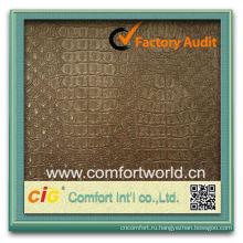 Оптовая высокое качество OEM нинбо производитель мягкого текстиля изделия из кожи