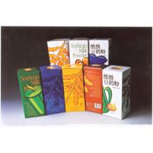 Lebensmittelpapier farben Customzied Lebensmittel Verpackungs-Kasten