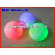 Colorful led golf balls HOT sell 2017 for night training