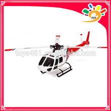 Wltoys V931 6CH 2.4G Brushless Scale Lama Flybarless RC Helicopter Switchable Mode White