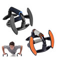 Home Gym Fitness Foam Handles Chest Press Pull  Training Fitness Push Up Bar Sets