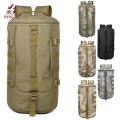 Waterproof 50L Kamuflase Nylon Militer Backpack