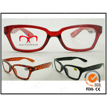 Diseño clásico para gafas de lectura unisex (ZX001)