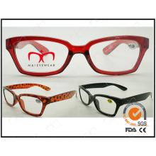 Conception classique pour lunettes de lecture unisex (ZX001)