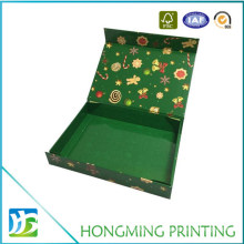 Glossy Prining Magnetic Closure Gift Packaging Box