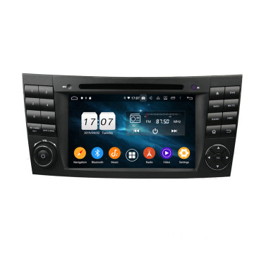 Авторадио Android 9.0 для E-Class W211 G-Class w463