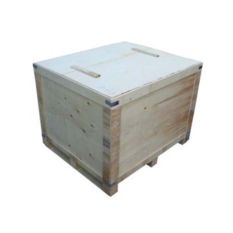 Large fumigation-free wooden boxes