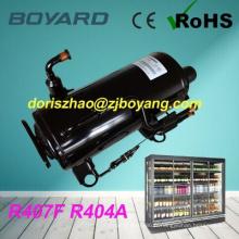 R407F R404A ce rohs boyard usine à glace congélateur compresseur frigorifique à vendre pour réfrigérateur du commerce de détail