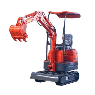 Miniexcavadora en Made in China