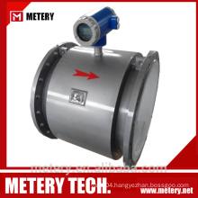 Electromagnetic water flow meters Metery Tech.China