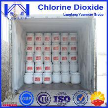 Comprimés stérilisants à base de dioxyde de chlore stabilisé