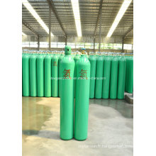 Seamless Steel (37Mn) 5 litres Medical N2o Cylinders