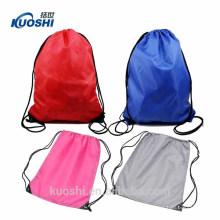 420d Nylon Kordelzug Rucksack Taschen