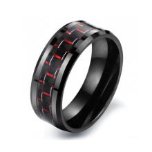 Ювелирные изделия пары, корейский углеродного волокна керамические кольца ювелирные изделия