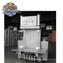 SUS304 beer keg combine washer and filler,washing and filling machine