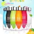 Fruit Infuser Water Bottle Sport Bottle Custom Plastic Cup Juice Bottle
