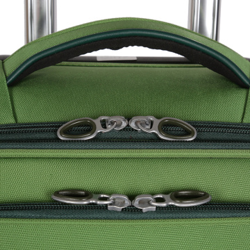 Nylon polyester 1680D stoffen make-up bagagesets