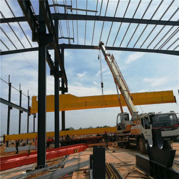 3 tons solong sinag na suspendido electric bridge crane