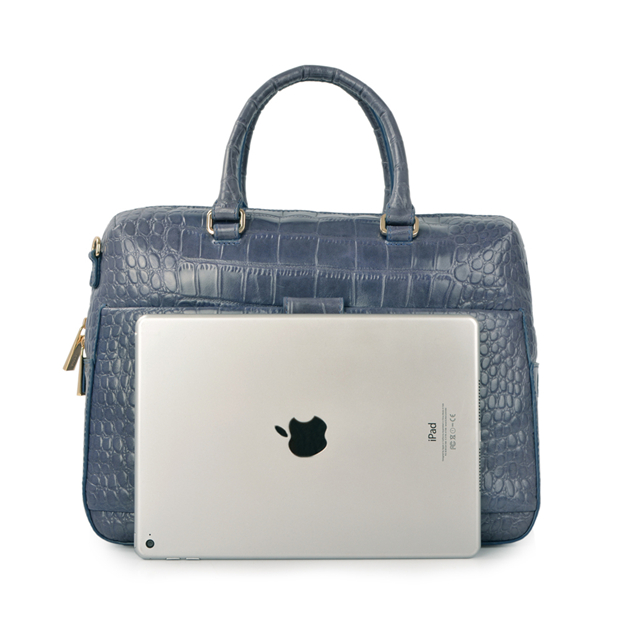 office ladies leather business bag genuine leather bag